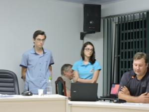 APRESENTAÇÃO DO PROJETO CANA DE AÇÚCAR- ESCOLA ETEC